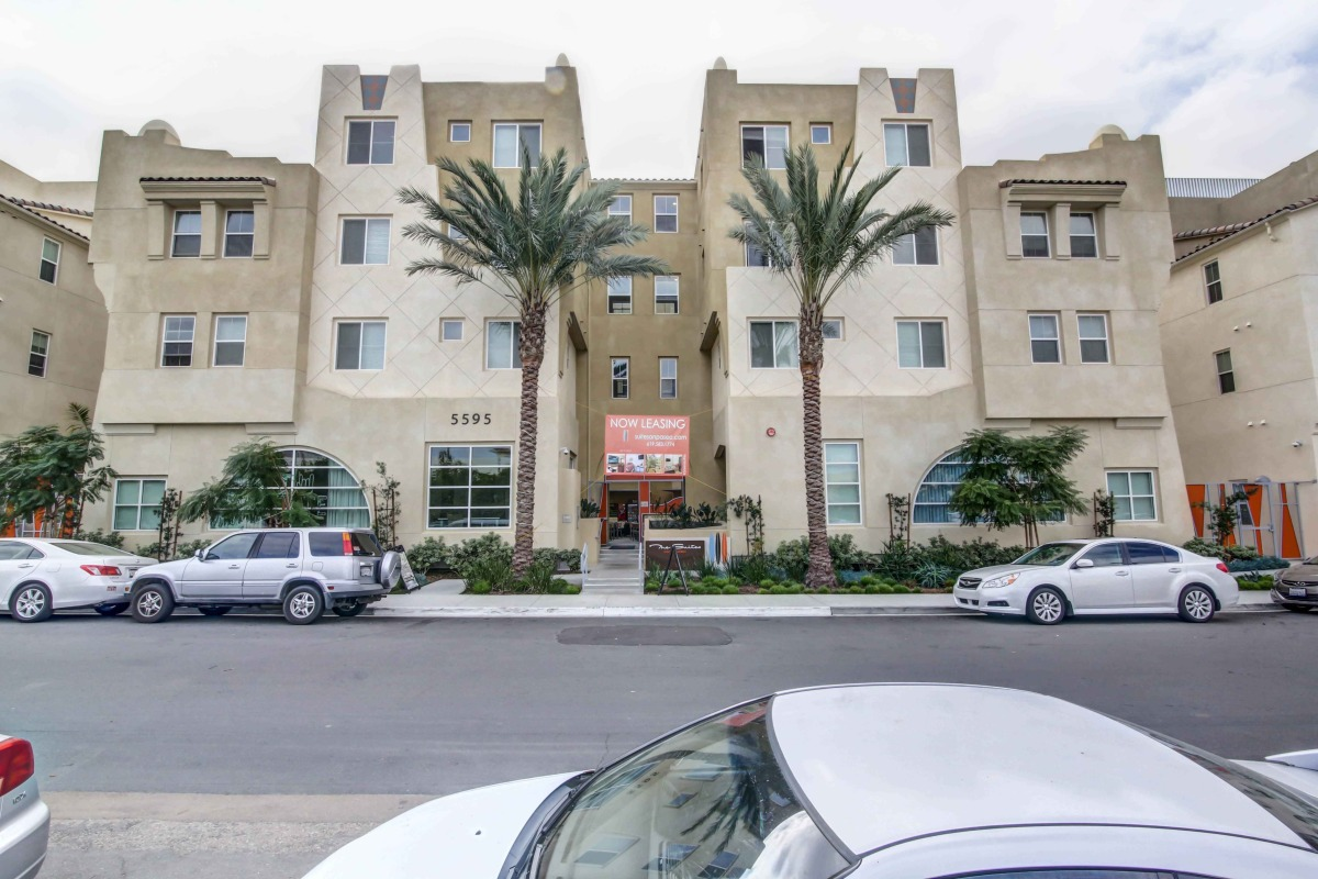 SDSU圣地亚哥州立大学   Suites on Paseo校外公寓实地看房报告+实拍