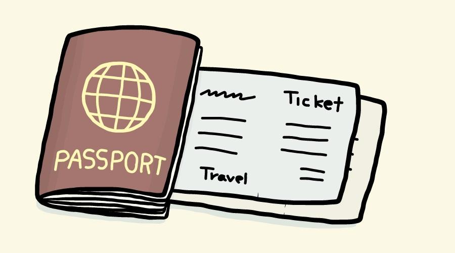 美国留学生如何申请和办理F-1签证
