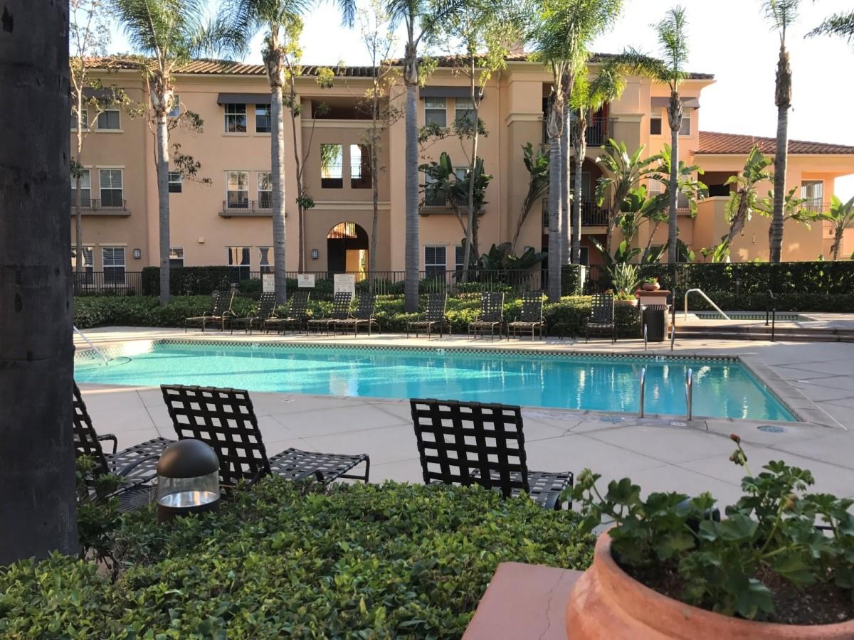 UCI 校外公寓看房报告  Kapi Residences -VillaCoronado